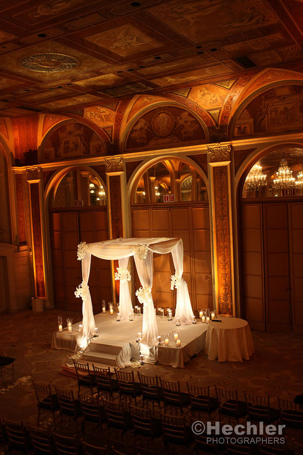 Wedding at Plaza Hotel