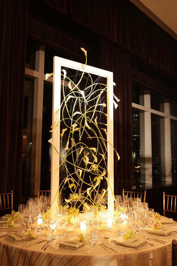 Tantawan Bloom Floral design wedding in New York City