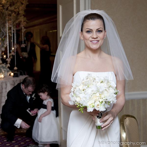 Bride Bouquet floral design