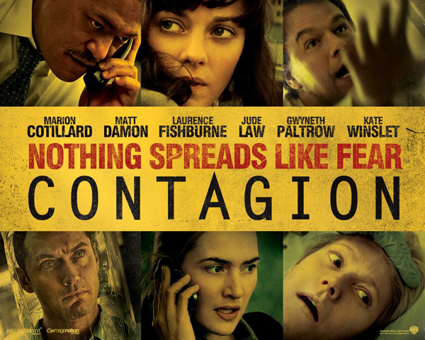 Contagion Movie Premiere