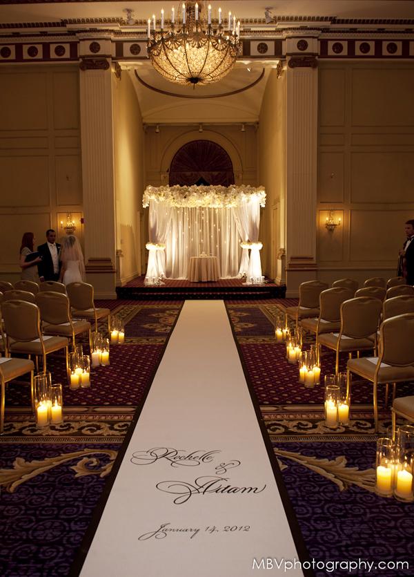 Modern Wedding Ceremony Design