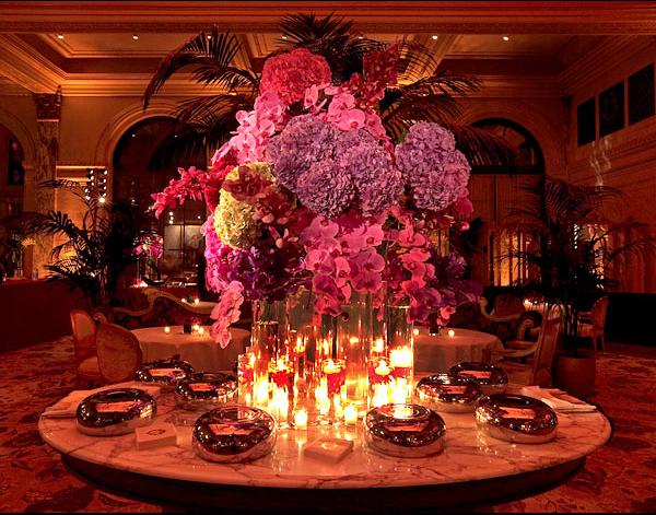 Tantawan Bloom at the Plaza Hotel New York