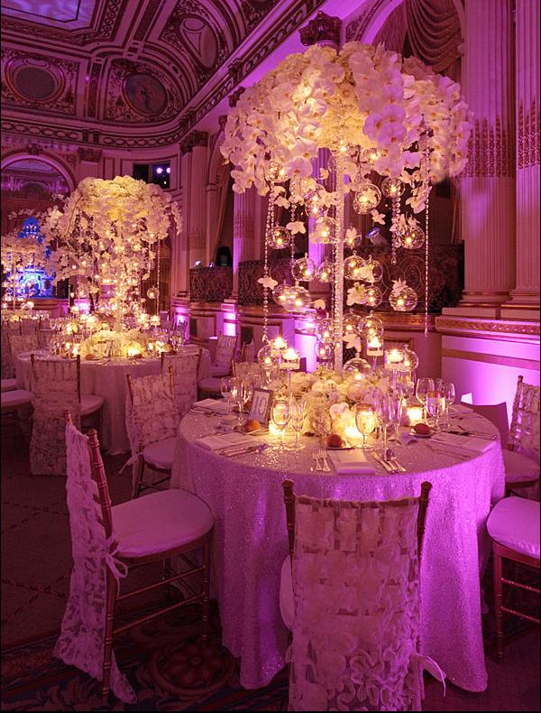 Centerpiece Design- Tantawan Bloom Floral Decor