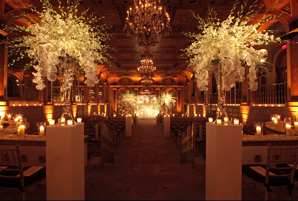 Ceremony at Terrace Room- The Plaza Hotel New York City