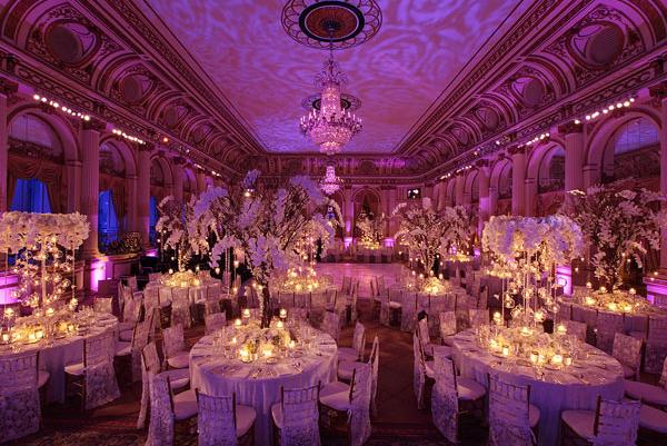 Wedding Centerpiece design