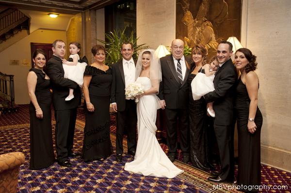 Wedding at Roosevelt Hotel New York City