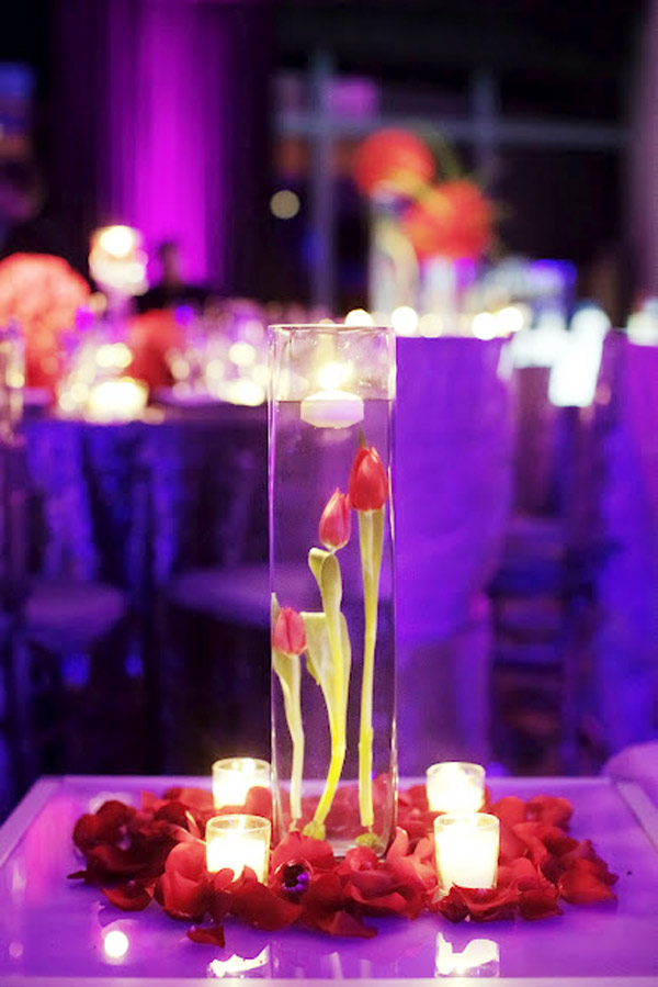 Wedding Flower Design at the Mandarin Oriental NY