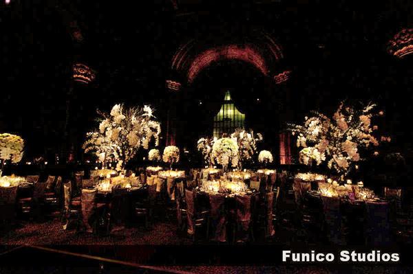 Modern Wedding floral designs