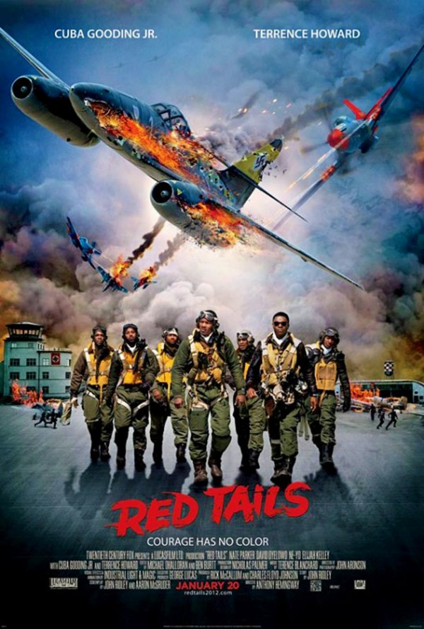 The Red Tails Movie Premiere