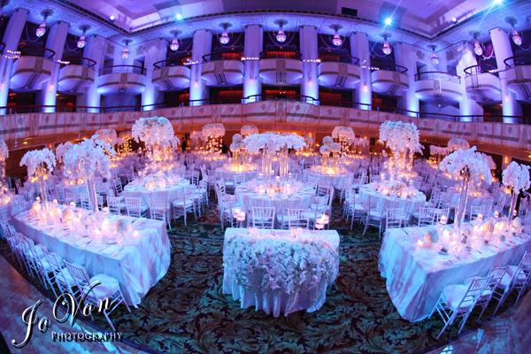 Wedding at the Waldrof Astoria New York City