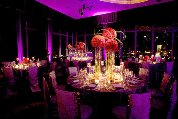 Wedding in the Mandarin Oriental NY