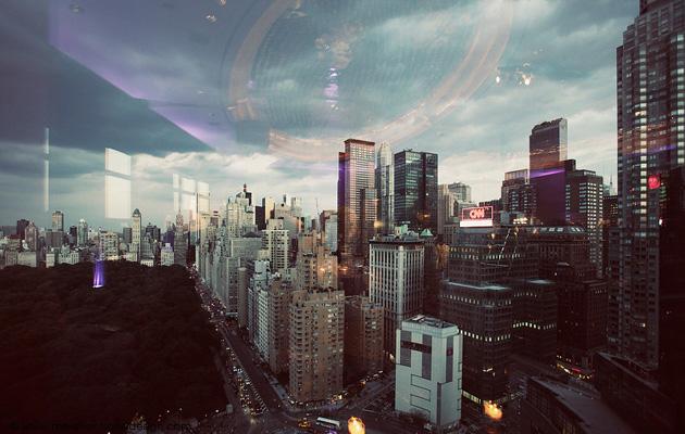 The Mandarin Oriental New York City