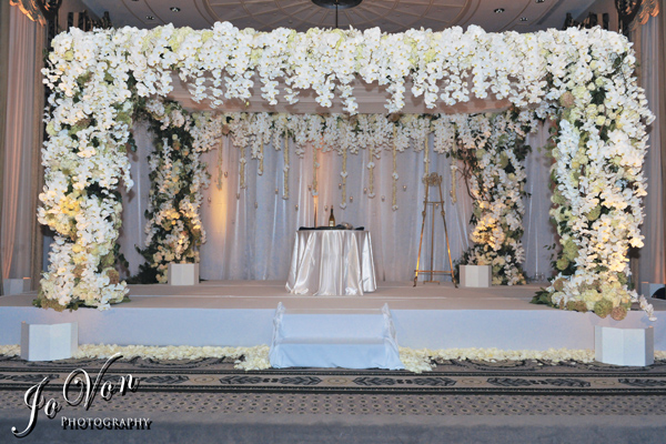 The modern chuppah design