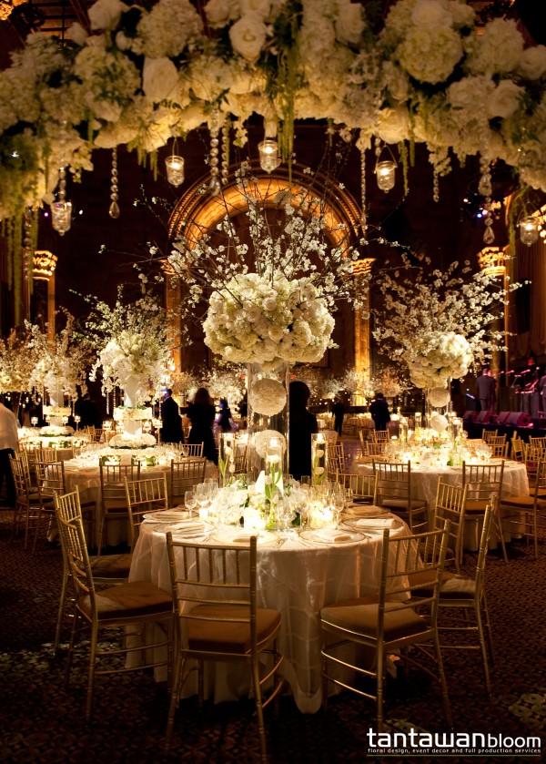 Tantawan Bloom Floral Design and Event Decor New York