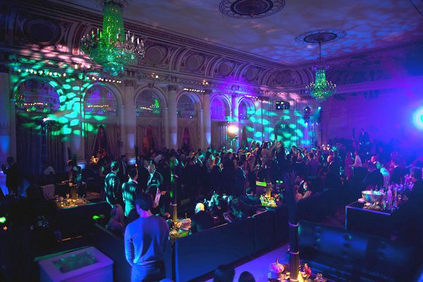 Bar Mitzvah at Plaza Hotel