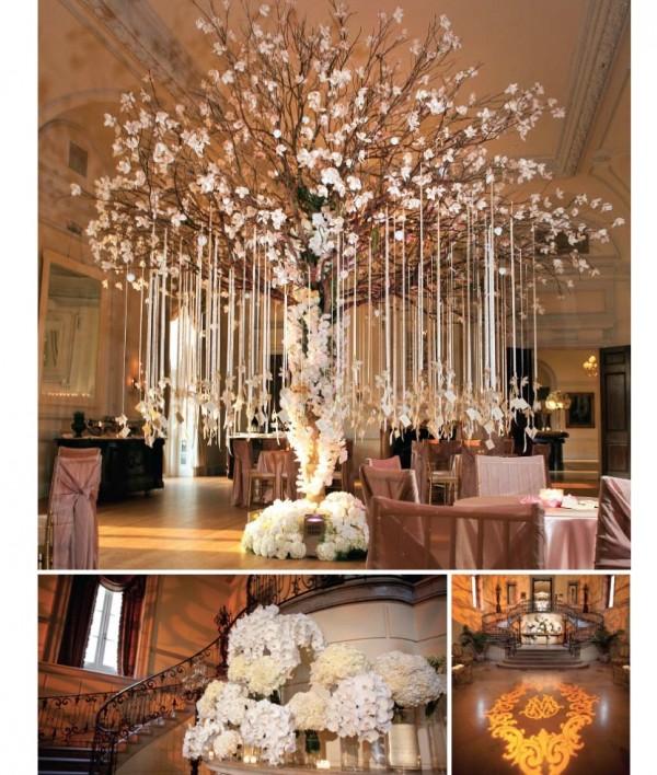 Tantawan Bloom in Inside Wedding Magazine