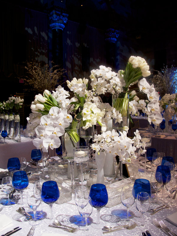 The most popular wedding floral design