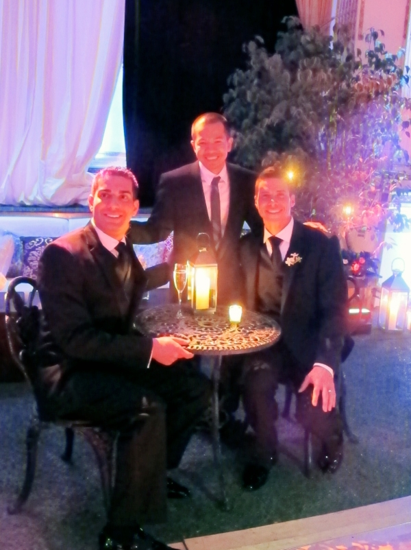 First Gay Wedding at the Plaza Hotel