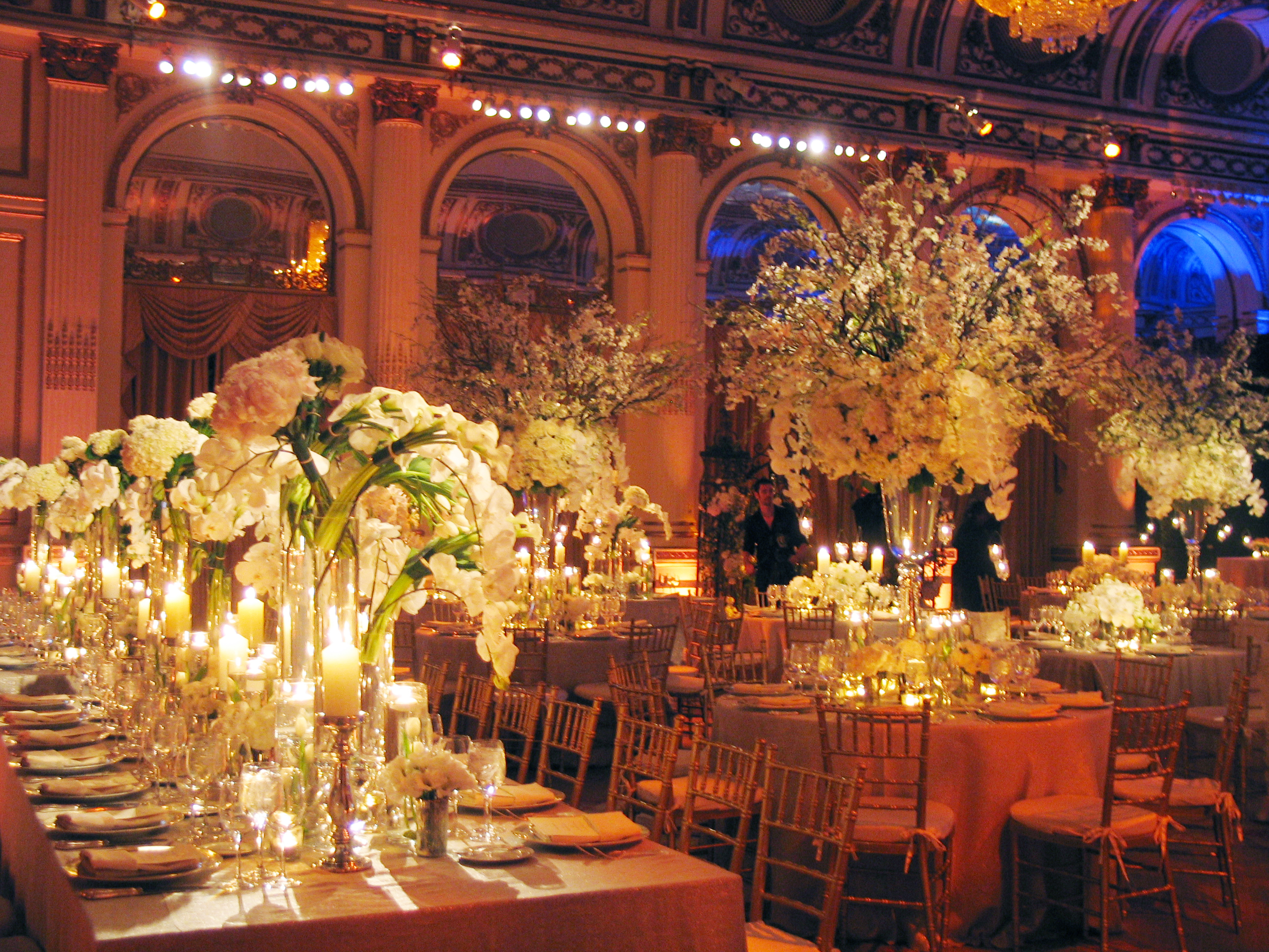 The best florist for Gay Wedding NYC
