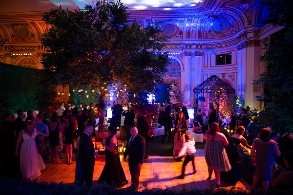 gay wedding party in NY