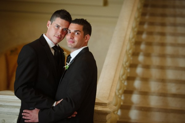 Gay Wedding in New York