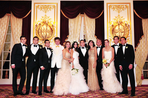 Leandra Medine's Wedding at St.Regis
