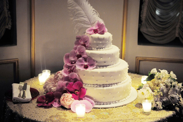 Manrepeller Wedding Cake