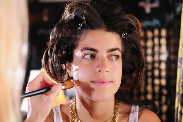 Leandra Medine Wedding Day