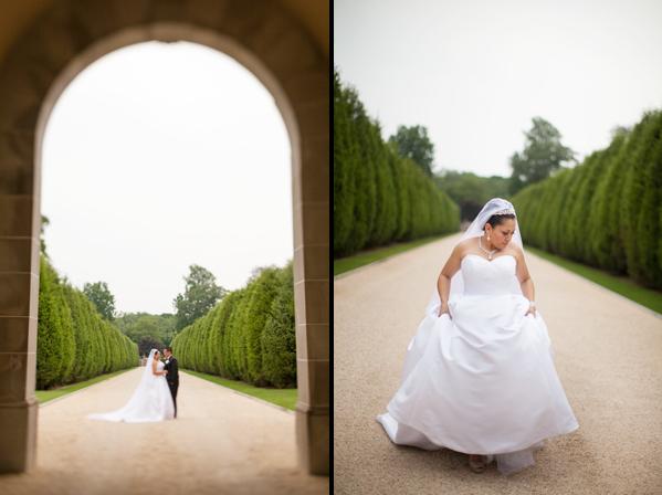 Beautiful Wedding at Oheka Castle