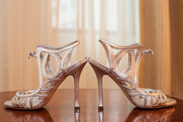 Ashleigh Verrier Wedding Shoes