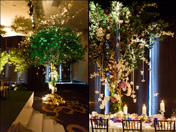Beautiful Tree Design Centerpiece