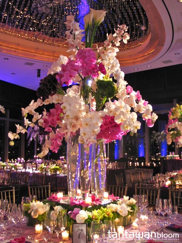 Tantawan Bloom Event Decor and Floral Designer New York