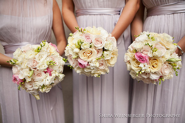 Tantawan Bloom: Bride maid bouquet design