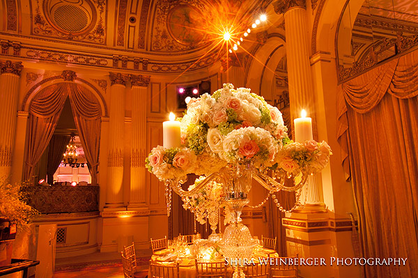 The best wedding floral design in New York