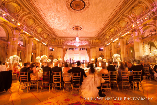 Wedding at the Plaza Hotel by Tantawan Bloom New York
