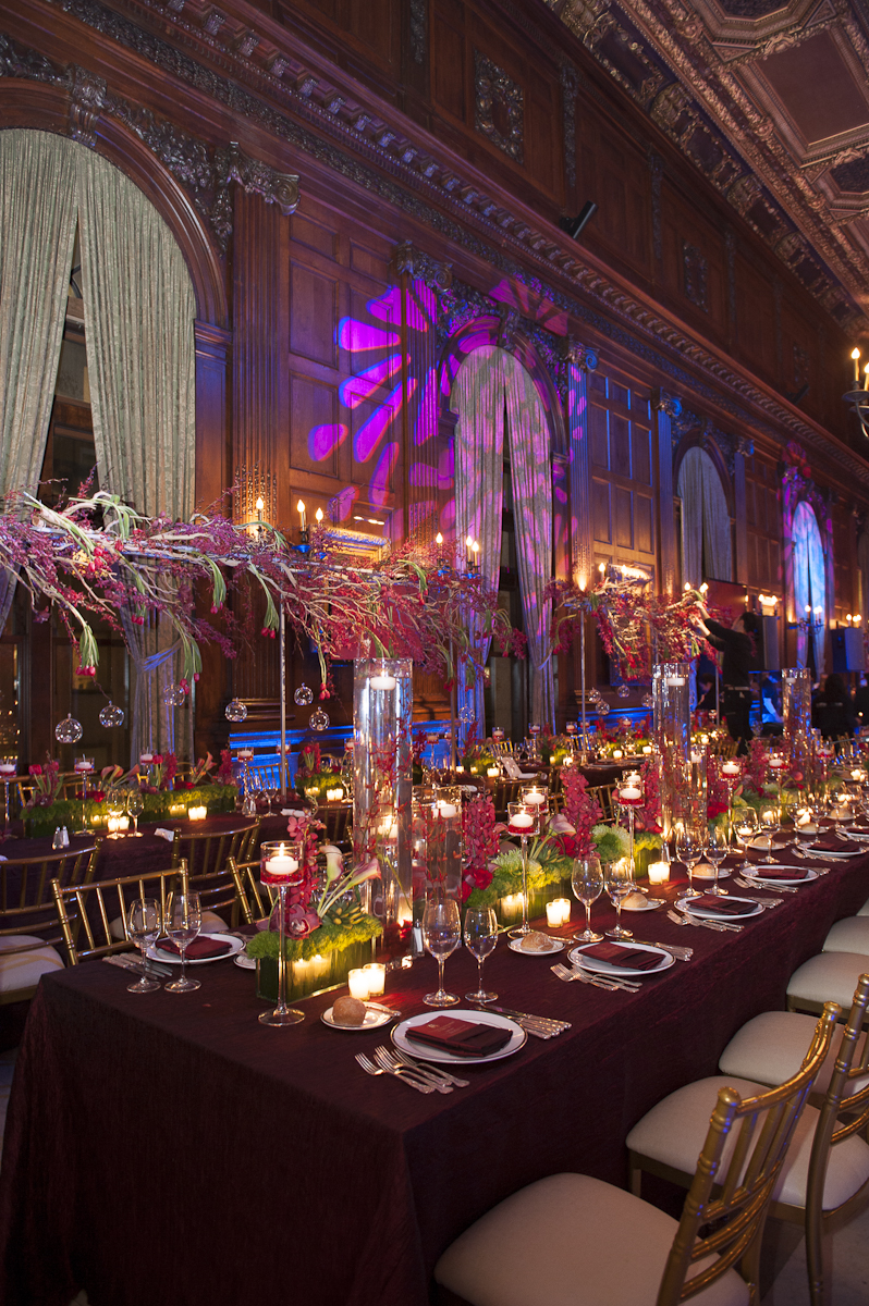 Bar Mitzvah at the University Club of New York