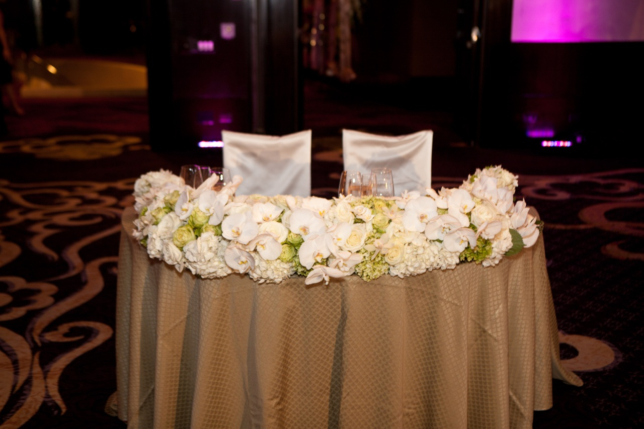 The Best Bridal Table Design