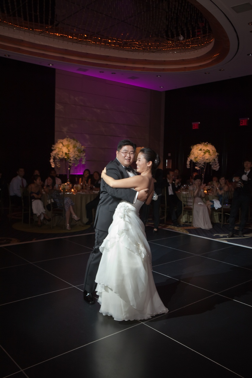 Wedding at Mandarin Oriental New York
