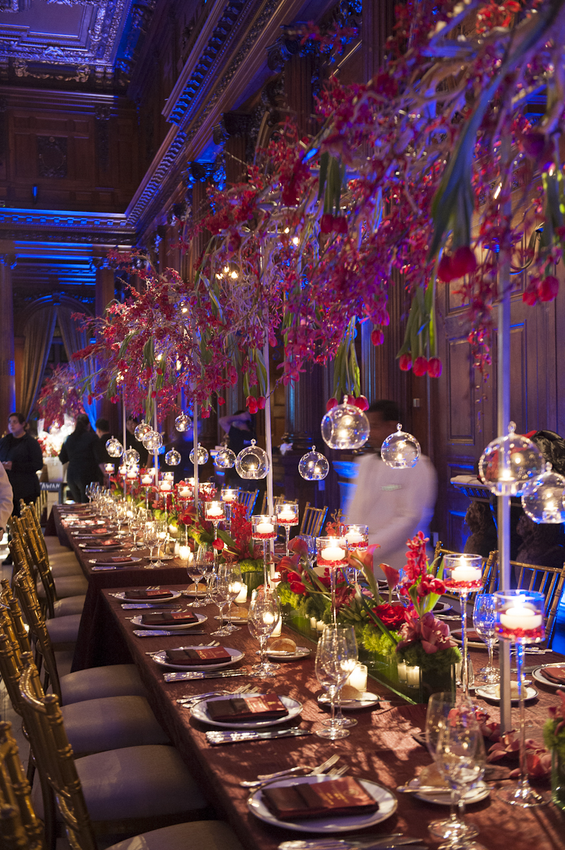The Best Floral Design for Bar Mitzvah in New York