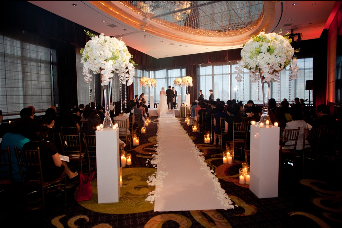 Wedding at Mandarin Oriental New York City