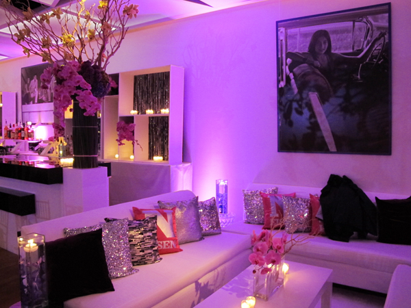 Bat Mitzvah Party Design in New York