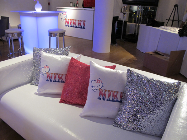 Bar Mitzvah Furniture design