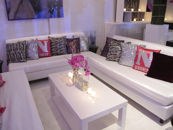 Bat Mitzvah furniture design