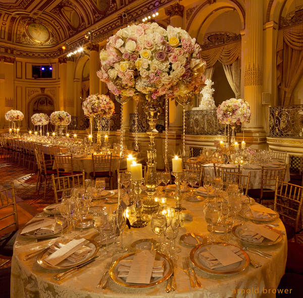 Classic Wedding Floral Design New York