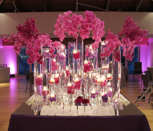The Escort Card Designed by Tantawan Bloom
