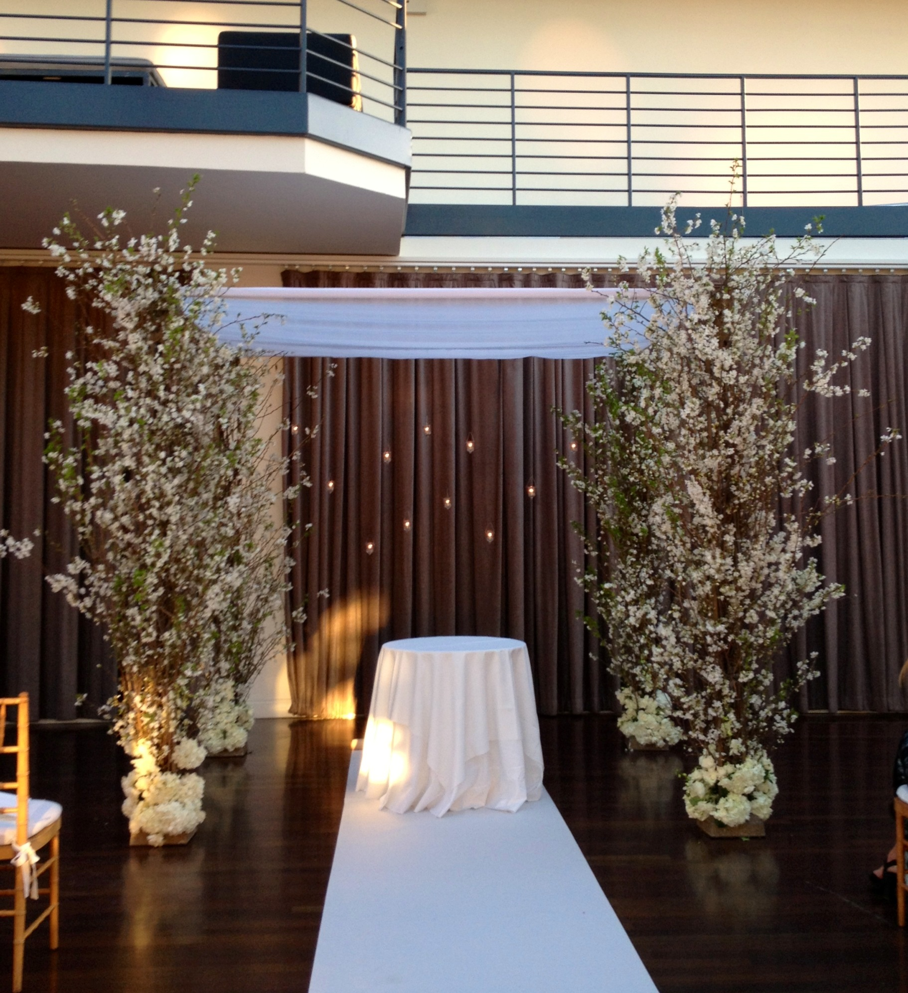 The Tree Chuppah Design by Tantawan Bloom