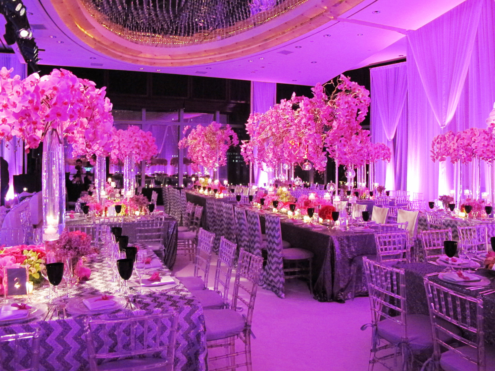 Wedding floral design by Tantawan Bloom