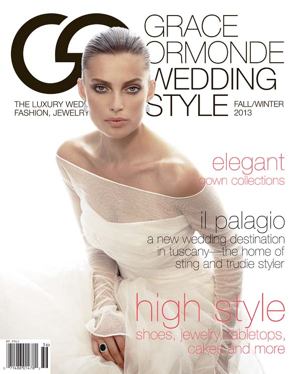 Tantawan Bloom Featured in Grace Ormonde