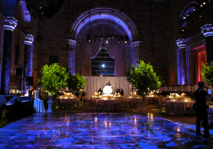Wedding at the Cipriani 42nd Street by Tantawan bloom