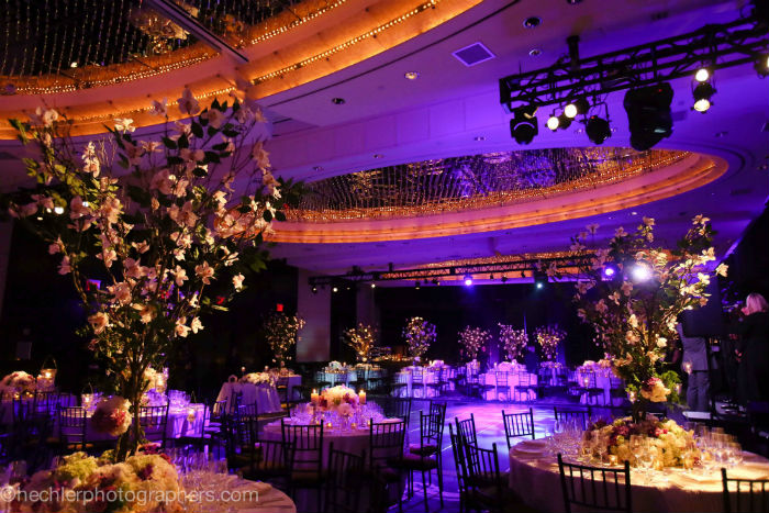 Wedding in Mandarin Oriental New York